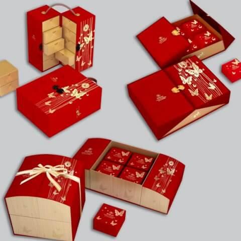 Đặt bánh theo yêu cầu làm quà tặng nhân viên