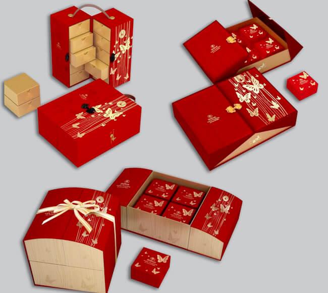 Dịch vụ đặt bánh theo yêu cầu làm quà tặng nhân viên rất phát triển
