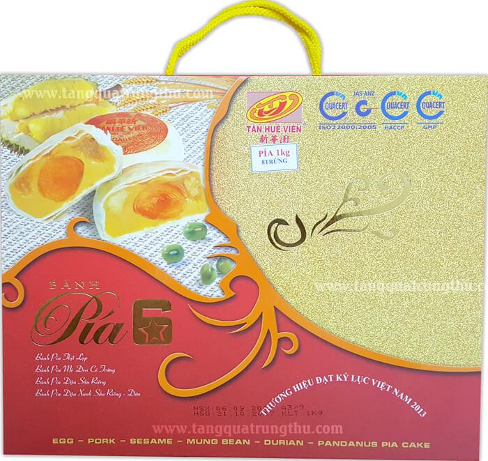 Hộp quà Bánh Pía 8 trứng