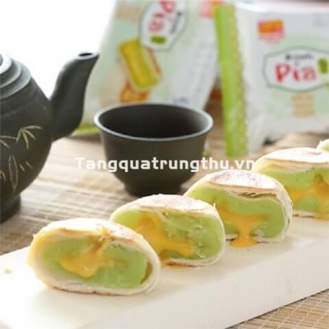 Bánh pía kim sa sóc trăng hòa huyện với văn hóa Nhật Bản