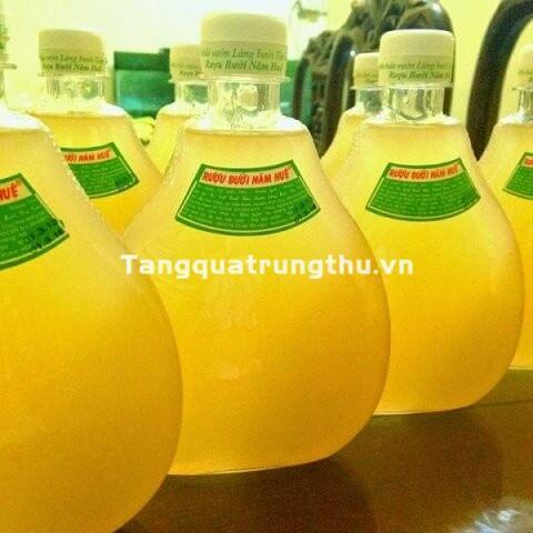 Cách phân biệt rượu bưởi Tân Triều thật giả?